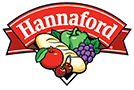 Logo for Hannaford.