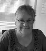 Linda Leet, Membership Assistant.