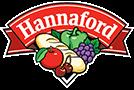 Logo for Hannaford.
