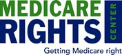 Logo for Medicare Rights Center - Getting Medicare right.